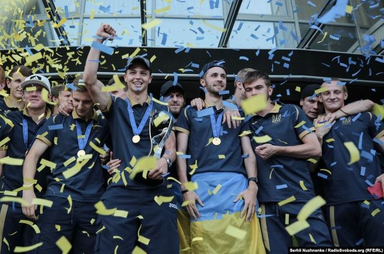 Збірну України з футболу U-20 нагородили в Києві за перемогу на Чемпіонаті світу
