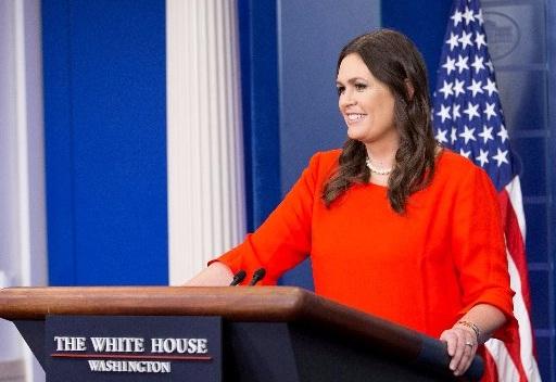 Речниця Білого дому Сара Сандерс йде з посади