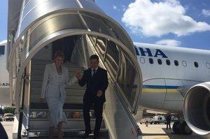 Зеленський прибув до Парижа з офіційним візитом