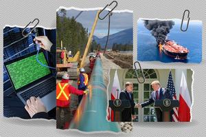 7 дней нефти и газа: «превентивные» кибератаки, сгоревший танкер, дружба против «Газпрома» и нефтепровод как бремя для аборигенов