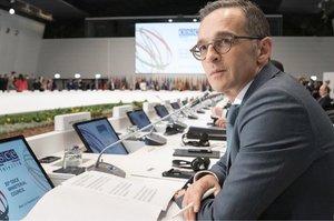 Німеччина чекає від Зеленського прогресу у боротьбі з корупцією – Маас