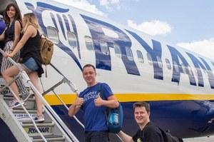 Ryanair почала літати з Харкова