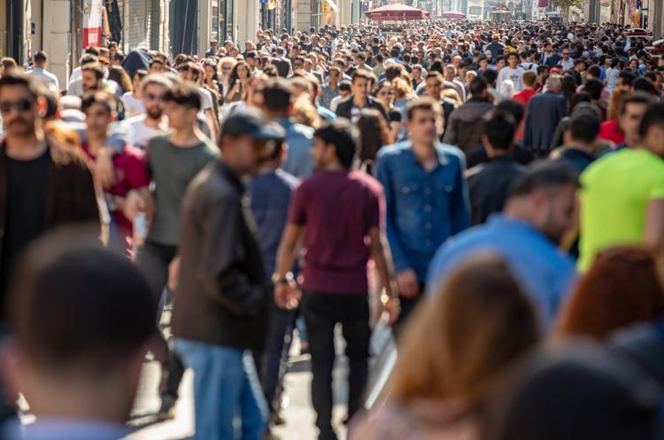 Китай через 7 років перестане бути найбільш густонаселеною країною світу