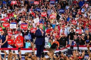 Трамп офіційно оголосив, що йде в президенти на другий термін
