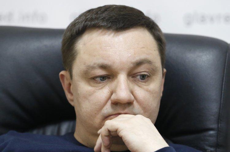 Нардеп Тимчук погиб