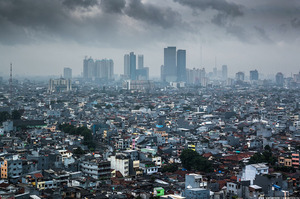 Індонезія перенесе столицю в інше місто за $32,5 млрд
