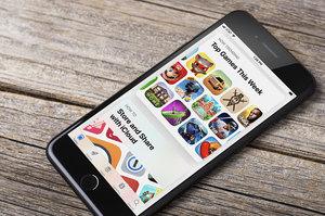 Розробники та видавці Apple Store заробляють на 64% більше, ніж в Google Play