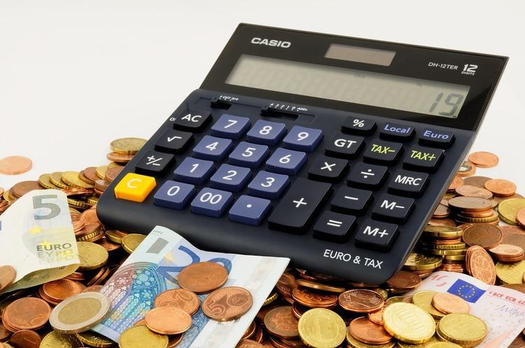 Недонадходження до загального фонду держбюджету становлять 50,2 млрд грн з початку року