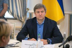 Данилюка призначили керівником Національного координаційного центру кібербезпеки
