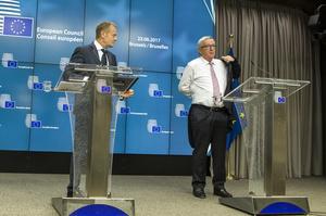 Лідери ЄС не змогли обрати заміну Дональду Туску та Жан-Клоду Юнкеру