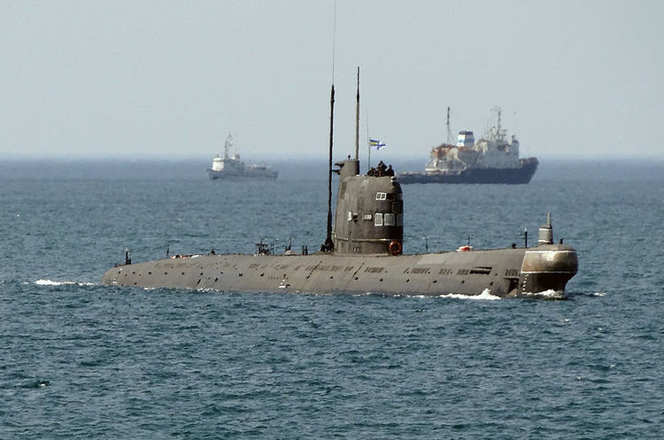 Росія планує знищити єдиний український підводний човен