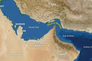 Авіакомпанії призупинили польоти над Ормузькою протокою після збиття Іраном безпілотника США