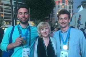 Українці отримали «золото» конкурсу Young Lions на фестивалі «Каннські леви»
