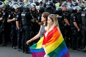 «Марш рівності» пройшов у центрі Києва