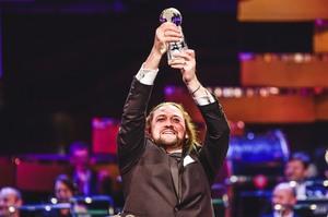 Українець Андрій Кимач переміг у конкурсі класичного співу у Британії