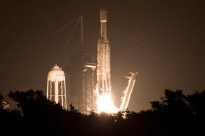 SpaceX готується до запуску Falcon Heavy – «найважчого за всю історію»