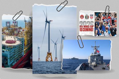 7 дней нефти и газа: позднее зажигание GE, страсти у берегов Кипра, налоговая коллизия Shell  и шпаргалка для «Нафтогаза»