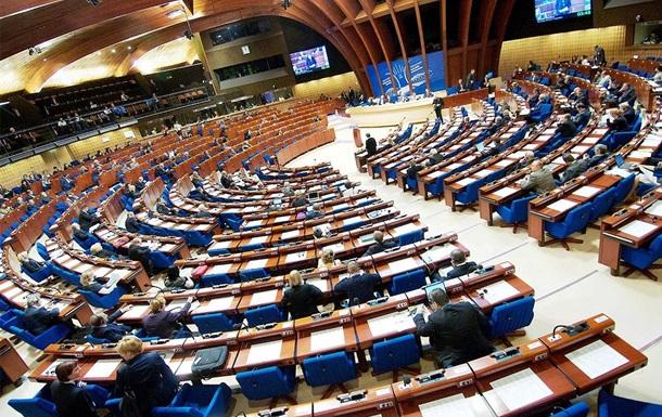 Прибічники України в ПАРЄ обговорюють можливість виходу з організації в разі повернення РФ