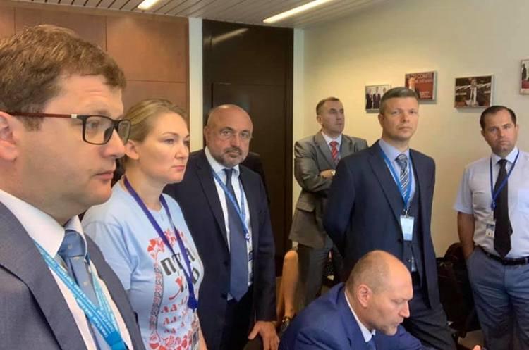 Українська делегація вимагає відсторонення Паск'є від головування на сесії ПАРЄ