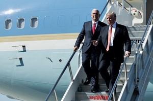 Трамп на зустрічі з Путіним під час саміту G20 обговорить Україну