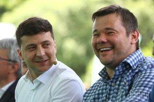Зеленський перевів Богдана з АП у офіс президента