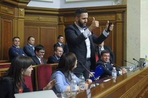 Нефьодов стане главою української митниці