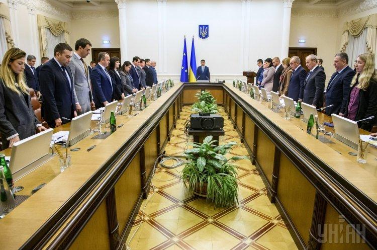 Уряд оприлюднив і запропонував президенту кандидатури голів ОДА