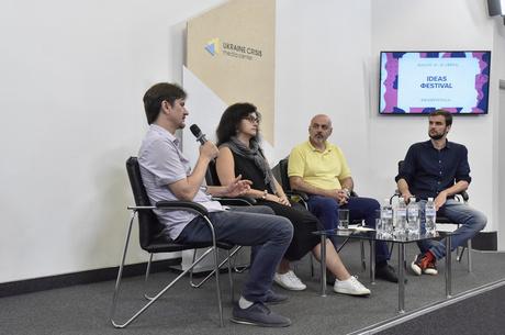 Фестиваль Ідей 2019 стартує в Одесі 24 серпня