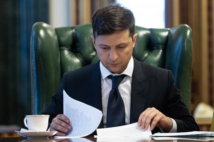 Зеленський звинуватив МЗС і Клімкіна у заявах від імені держави без його відома (ВІДЕО)