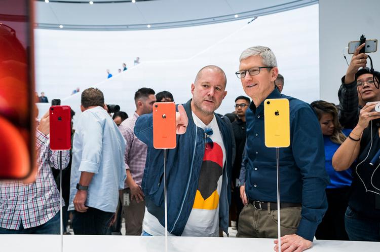 Головний дизайнер Apple йде з компанії, щоб створити власну