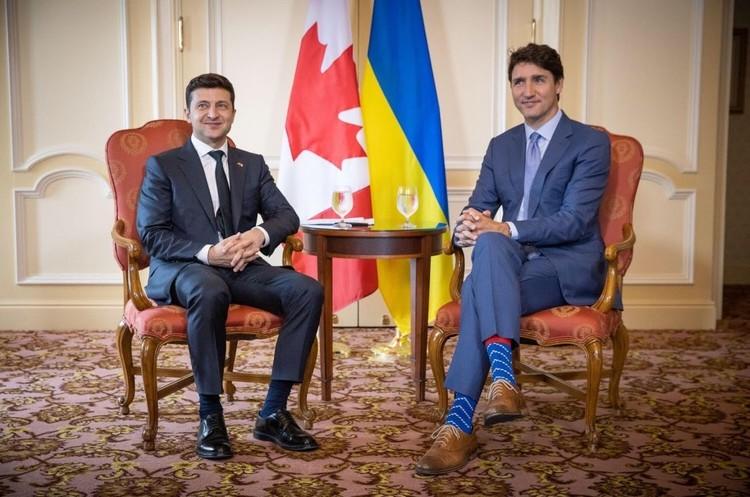 Канада выделит Украине $45 млн на поддержку демократических реформ