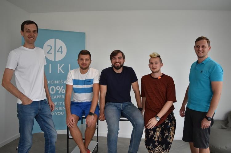 Українська платформа для пошуку та доставки медикаментів Liki24 залучила $1 млн