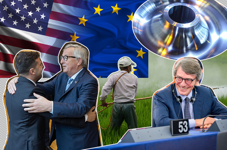 Аналітичні підсумки тижня: нова європейська влада, американські мита, дешева сталь та «український переполох» у Брюсселі