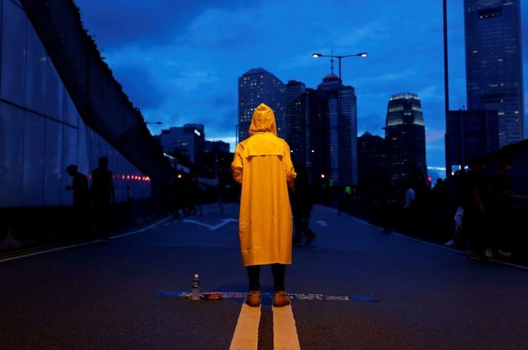 Квиток в один кінець: як самогубці розпалюють протести в Гонконзі