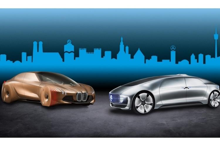 BMW Group і Daimler AG випустять свої безпілотні авто вже в 2024 році