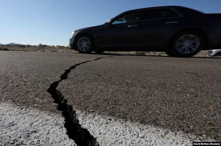 Новий землетрус у Каліфорнії – найпотужніший за останні 20 років
