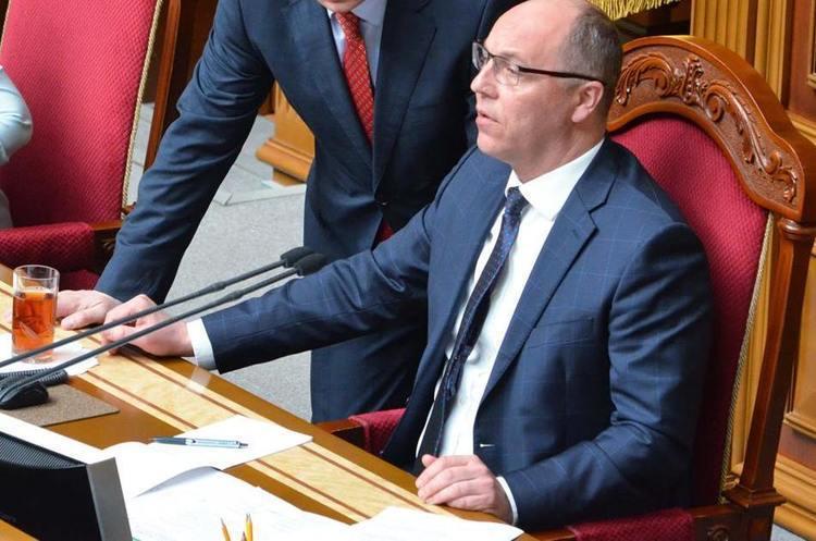 Парубій закликав Нацраду позбавити NewsOne ліцензії через телеміст з ТК «Росія»
