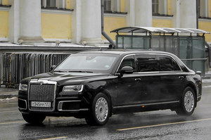 Лімузин «як у Путіна» може надійти в продаж у серпні за ціною близько $282 000 – Reuters