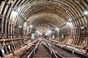Нові ДБН: при будівництві метро електродепо розташовуватимуть тільки в промзонах