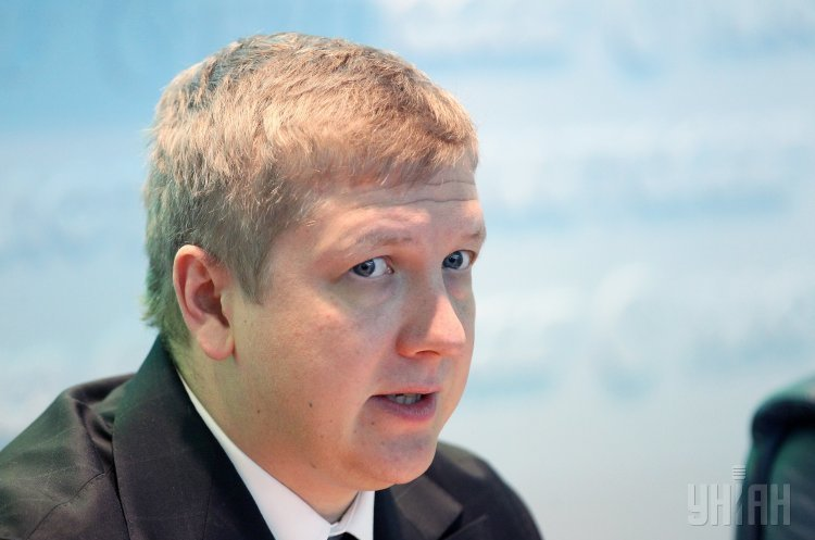 Коболєв пояснив, чому «Нафтогаз» зараз не хоче виплачувати дивіденди уряду