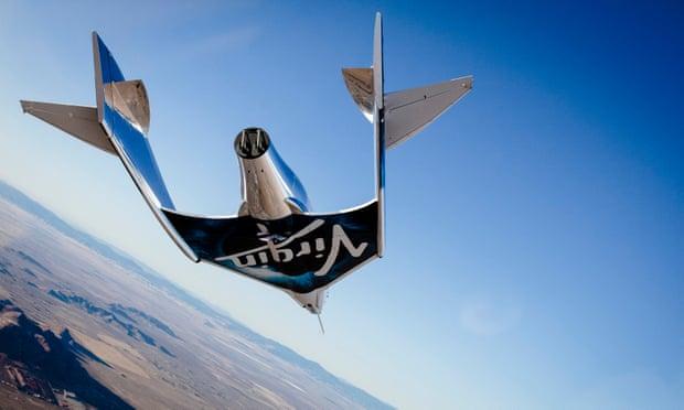 Компанія Бренсона з космічного туризму Virgin Galactic виходить на біржу