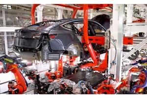 Tesla готується збільшити виробництво електромобілів