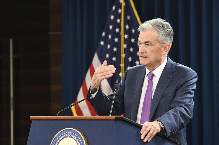 Індекс S&P 500 вперше досягнув показника у 3 000 пунктів після заяви глави ФРС
