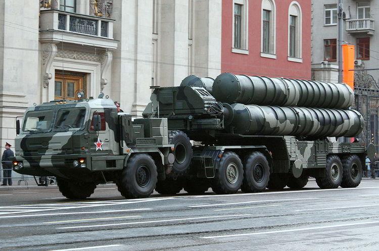 Туреччина отримала першу поставку російських зенітних комплексів С-400