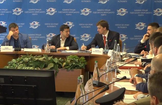 Зеленський заборонив Держекоінспекції перевіряти судна в Одеському порту, екологи обурені