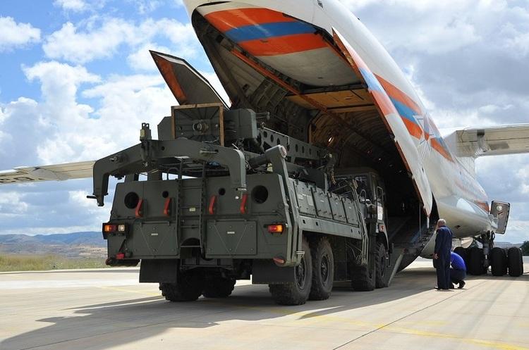 Туреччина і США обговорили поставку російських ракетних комплексів С-400
