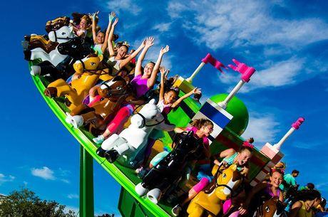 Ігри для дорослих: головний конкурент Disneyland'а переходить у приватні руки