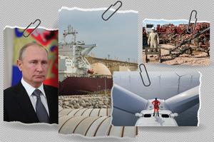 Сім днів нафти й газу: збитковий «сланець», Путін на варті хробаків і птахів, паритет СПГ з ГТС і полювання за «чистим барелем»