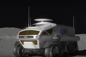 Toyota візьме участь у створенні роверу для пілотованих поїздок по Місяцю (ВІДЕО)