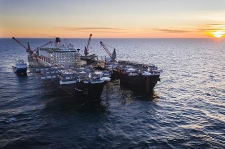 РФ звинувачує Данію в порушенні принципів міжнародного морського права через «Північний потік – 2»